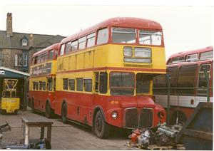 828, Routemaster 5RM LDS 334A